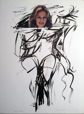 Lithographie Ramos -  I Still Get A Thrill When I See Bill I
