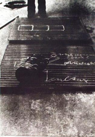 Siebdruck Beuys - Im Kopf und im Topf