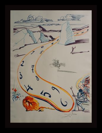 Stich Dali - Imaginations & Objects ofThe Future Melting Space Time