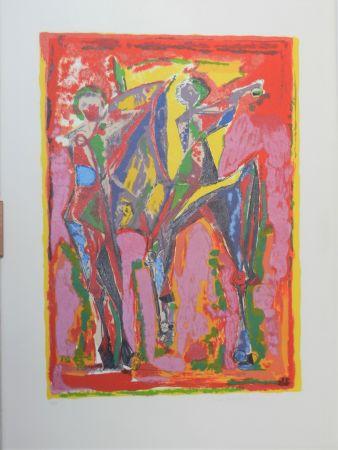 Lithographie Marini - Immaginaizone di colore