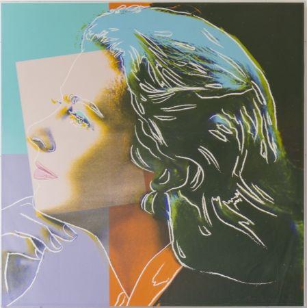 Siebdruck Warhol - Ingrid Bergman, Herself (FS II.313)