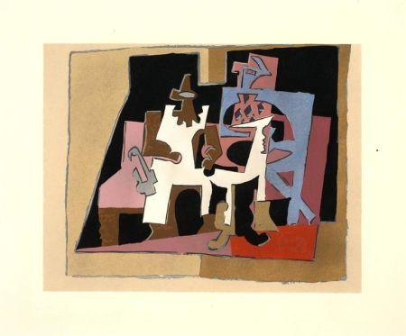 Lithographie Picasso (After) - Intérieur