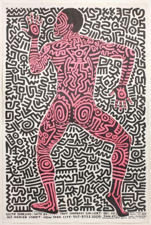 Offset Haring - Into 84…Tony Shafrazi Gallery