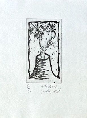 Stich Alechinsky - Jadis