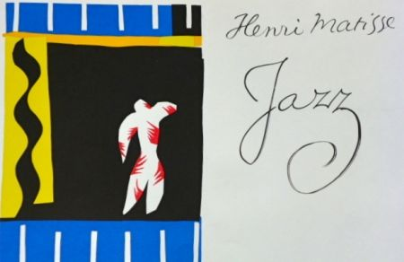 Lithographie Matisse - Jazz le clown