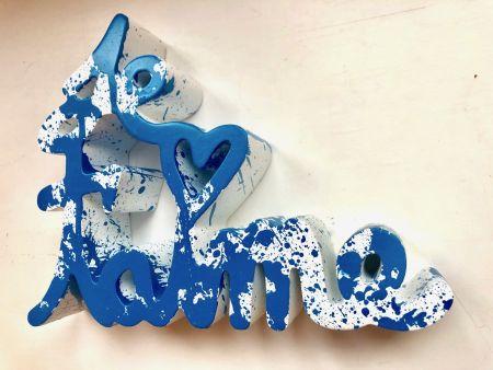 Keine Technische Mr Brainwash - Je t`aime Splash blue