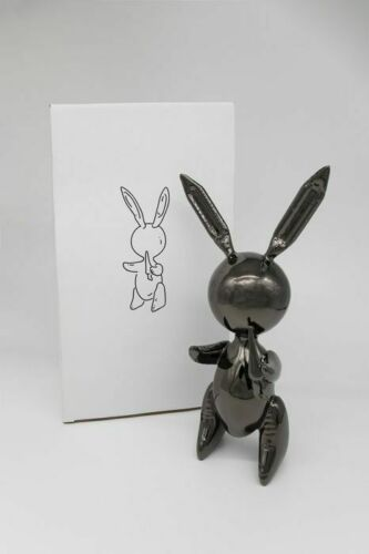 Keine Technische Koons - Jeff Koons (After) - Balloon Rabbit Black