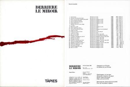 Illustriertes Buch Tàpies - Joan Brossa