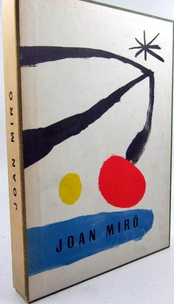 Illustriertes Buch Miró - Joan Miró. Dibujos y litografías.Papeles de son armadans