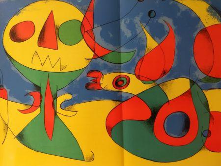 Illustriertes Buch Miró - Joan Miro