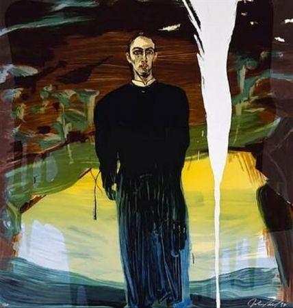 Siebdruck Schnabel - Jose Luis Ferrer