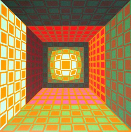 Multiple Vasarely - Kaldor
