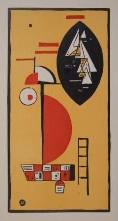 Holzschnitt Kandinsky - Kandinsky