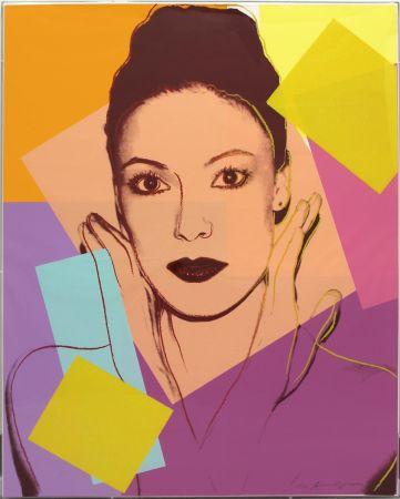 Siebdruck Warhol - Karen Kain (FS II.236)
