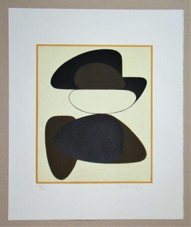 Lithographie Vasarely - Kerisle