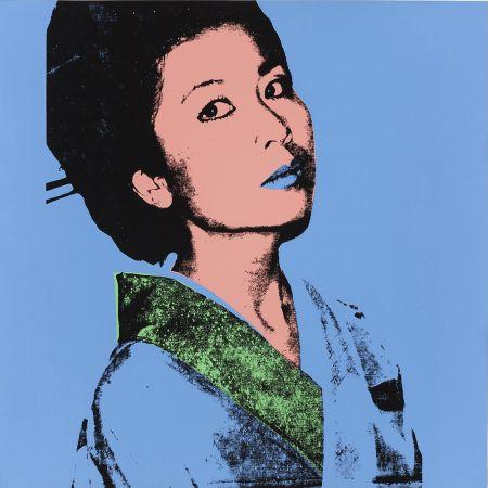 Siebdruck Warhol - KIMIKO FS II.237