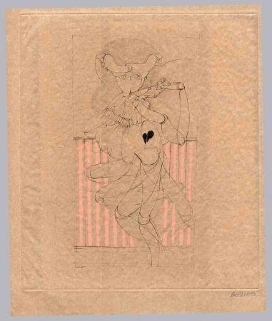 Illustriertes Buch Bellmer - Kleist (Heinrich Von). Les Marionnettes.