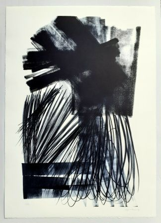 Lithographie Hartung - L-17-1973