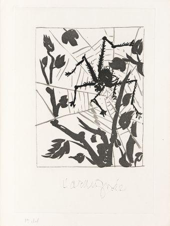 Stich Picasso - L' Araignée