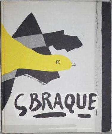 Illustriertes Buch Braque - L' Oeuvre Graphique de Georges Braque (1961)