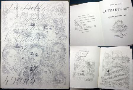 Illustriertes Buch Dufy - LA BELLE ENFANT OU L'AMOUR À QUARANTE ANS