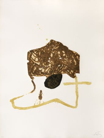 Stich Tàpies - La Botte