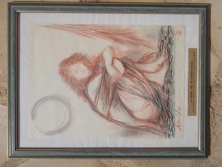 Lithographie Vicari - La Cioppa