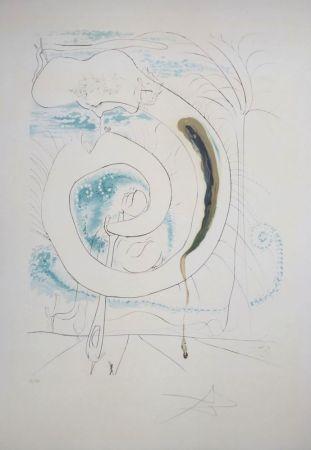 Stich Dali - La Conquête du Cosmos