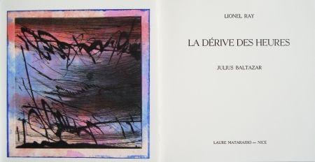 Illustriertes Buch Baltazar - La Dérive des heures