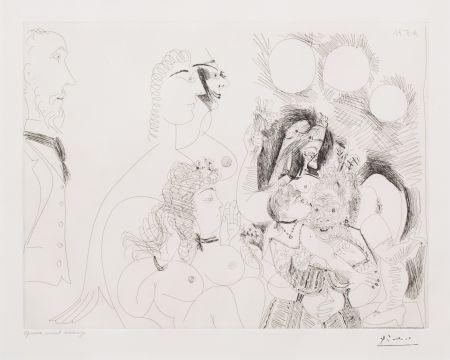 Stich Picasso - La Fete de la Patronne