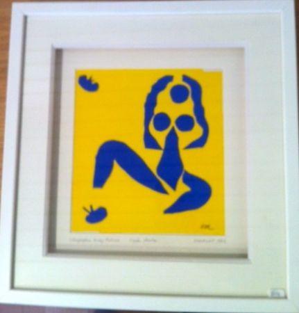 Lithographie Matisse - La grenouille