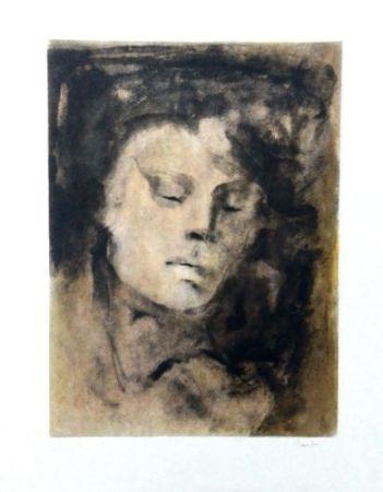 Lithographie Fini - La Jeune Mémoire