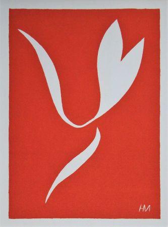 Linolschnitt Matisse - La Lance