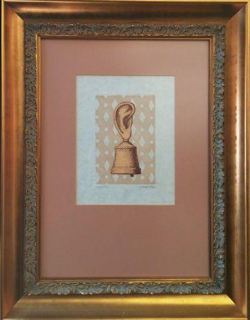 Stich Magritte - LA LECON DE MUSIQUE