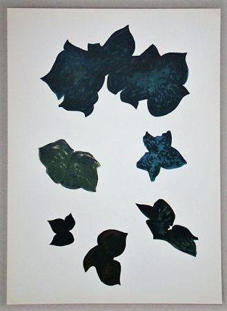 Lithographie Braque - La Liberté Des Mers