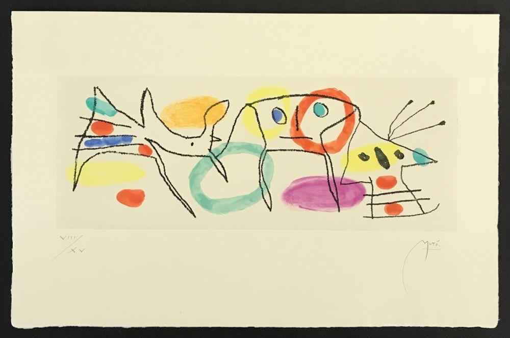 Stich Miró - La Magie Quotidienne
