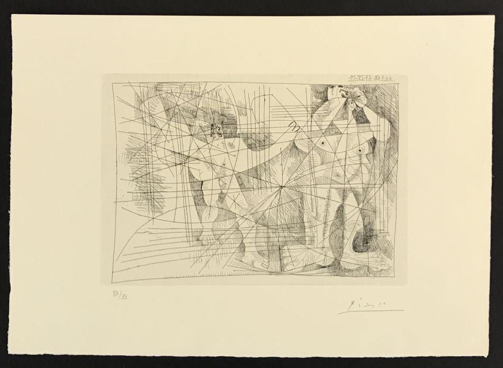 Stich Picasso - La Magie Quotidienne