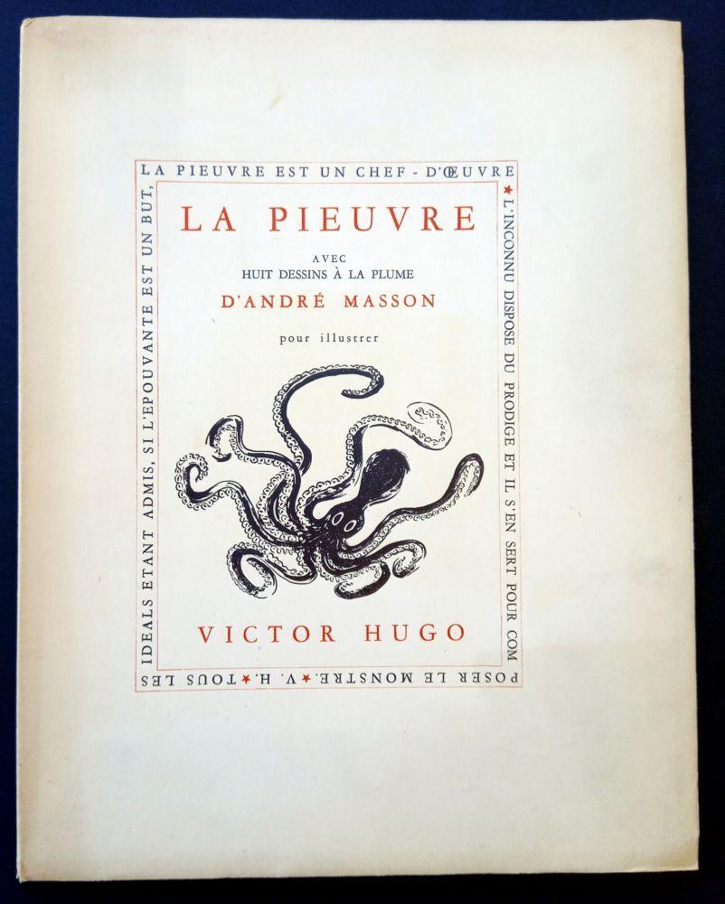 Illustriertes Buch Masson - La Pieuvre