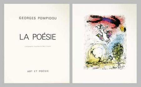 Illustriertes Buch Chagall - La poésie