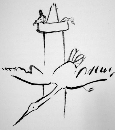 Illustriertes Buch Bonnard - La rédemption par les betes