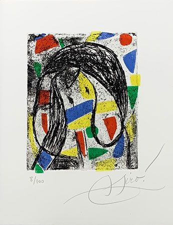 Stich Miró - La révolte des caractères