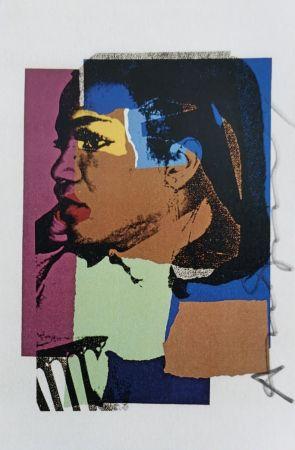 Siebdruck Warhol -  Ladies and Gentleman (Signed)