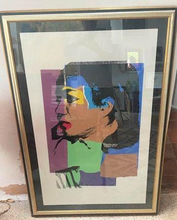 Siebdruck Warhol - Ladies and Gentlemen
