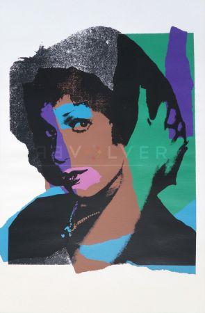 Siebdruck Warhol - Ladies And Gentlemen (Fs Ii.132)