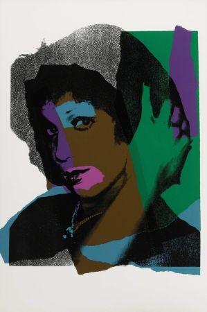 Siebdruck Warhol - Ladies And Gentlemen (Fs Ii.32)