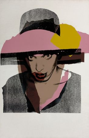 Siebdruck Warhol - Ladies & Gentlemen Fs Ii.130