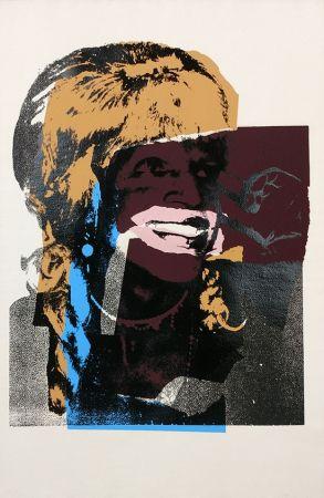 Siebdruck Warhol - Ladies & Gentlemen Fs Ii.133