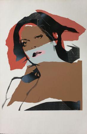 Siebdruck Warhol - Ladies & Gentlemen Fs Ii.134