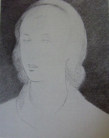 Stich Marcoussis - Lady Abdy