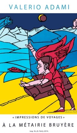 Plakat Adami - L'ange